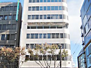 求人案内通町ビル 外壁修繕工事(熊本)