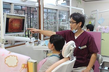 松原歯科治療説明