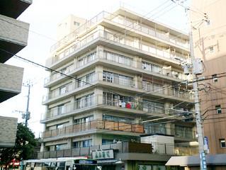 第3京町台ハイツ 大規模改修工事(熊本)
