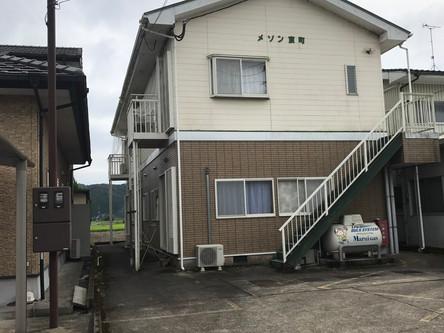 賃貸アパート メゾン京町