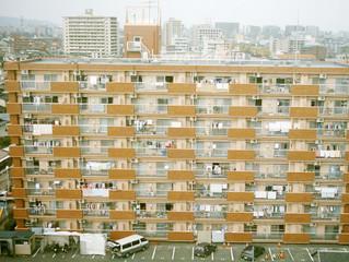エメラルドマンション萩原 大規模修繕工事(熊本)