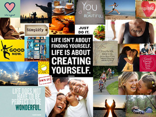 Vision Boards: A Different Approach to Life Planning and Goal Setting