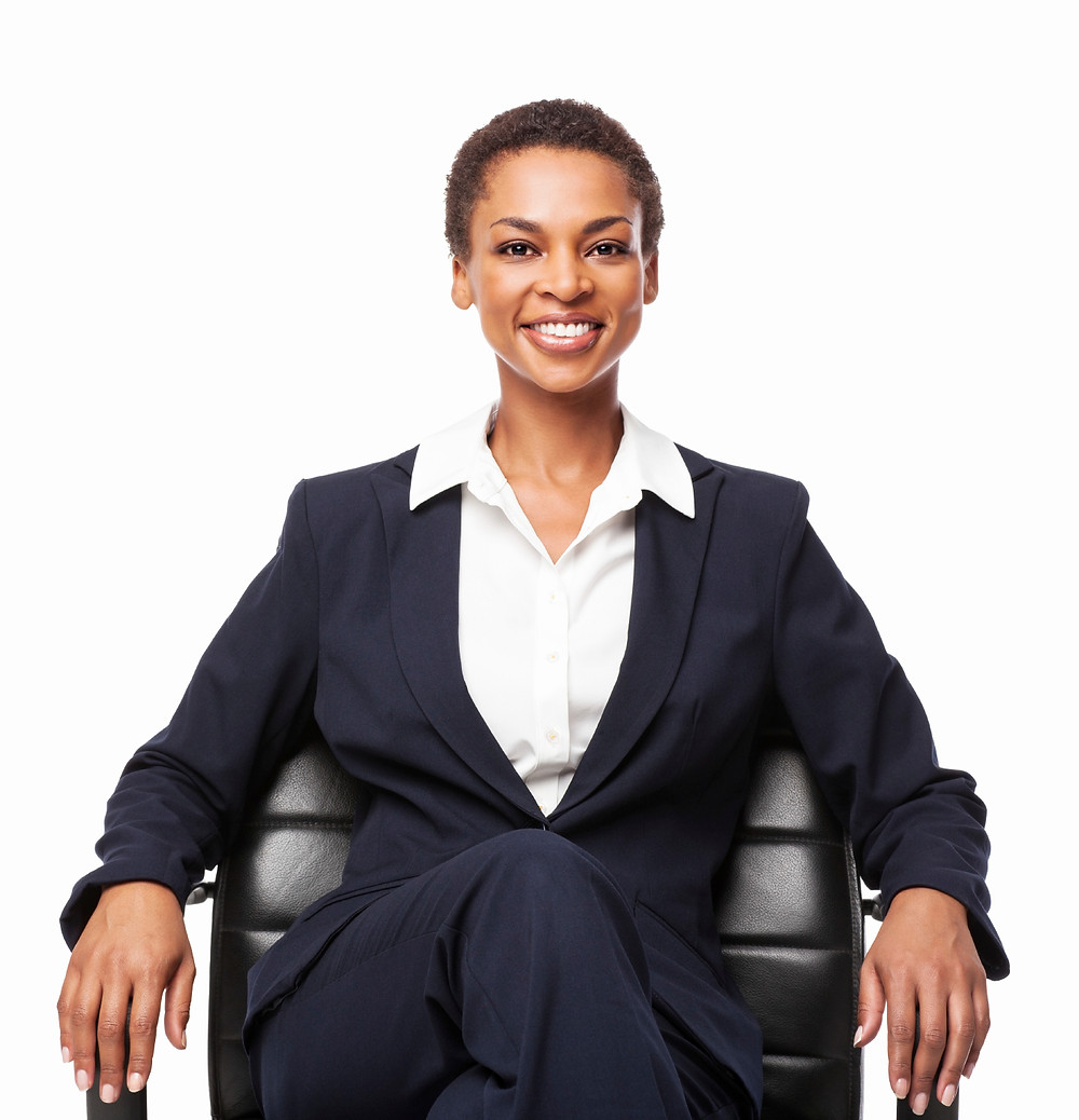Executive Presence - poise and confidence