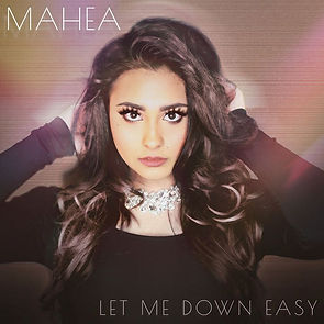 Mahea's new single _Let me down easy_ co