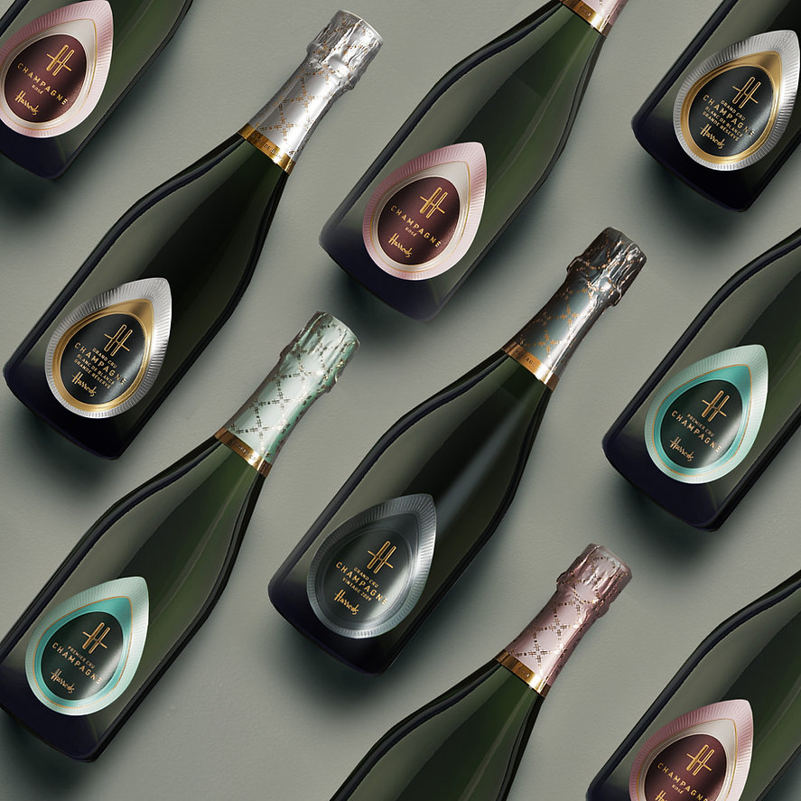 Harrods champagne full set.jpg