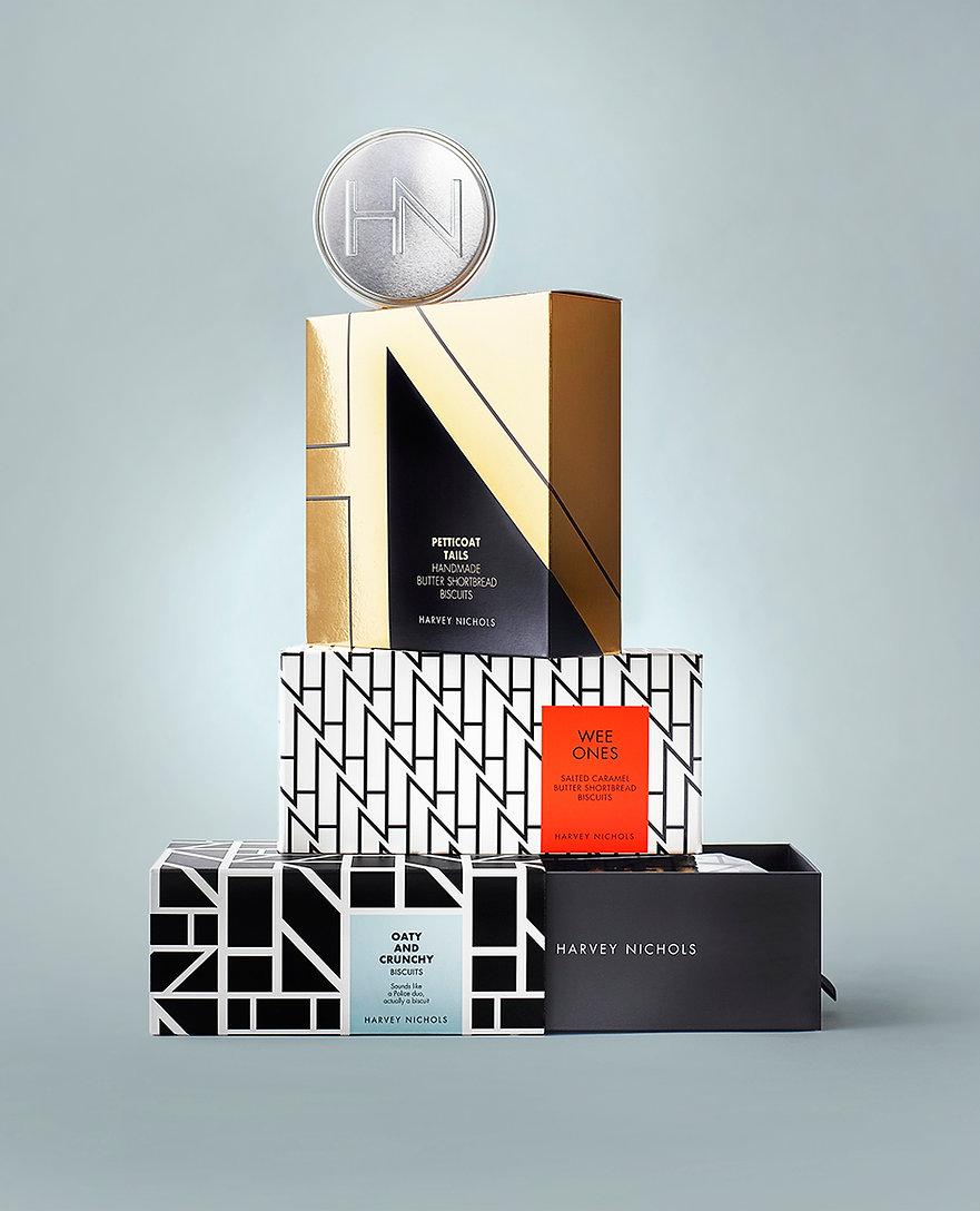 harvey nichols packaging