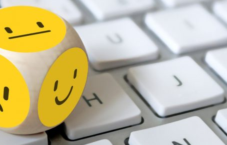 SENTIMENT ANALYSIS - the expression of an emotion