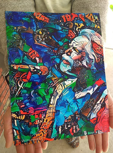 Bob Weir 5  small print outdoors front p