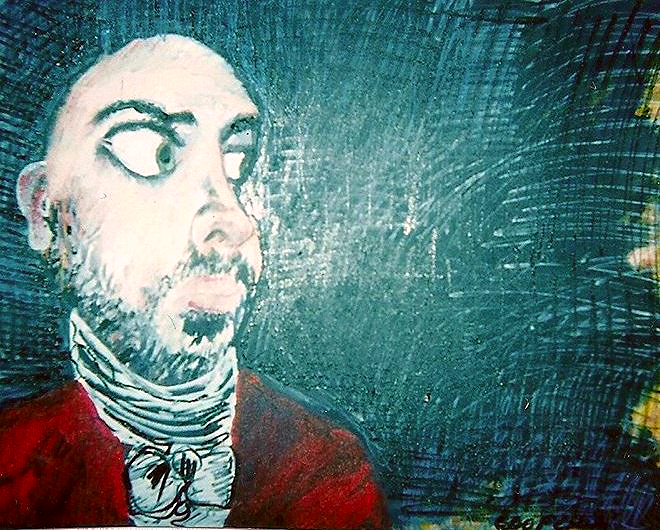 Self Portrait (circa 2002)