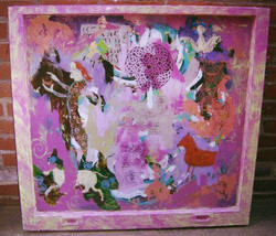 Untitled Celtic Pink Mandala