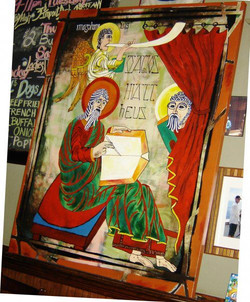 According to St. Matthew (Celtic Illumination)