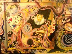 Down the Rabbit Hole (left side closeup)