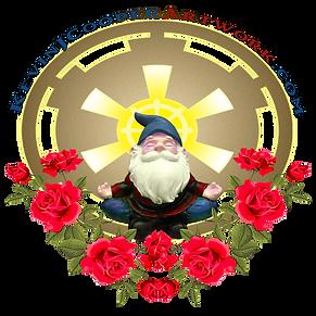 Kevin J Cooper Artwork Gnome logo