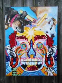 Sugar Skull 2015