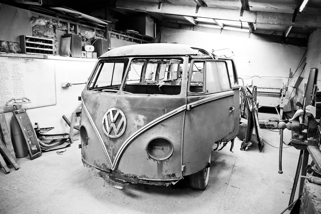 Smiths VW Campervan Restoration Cornwall Matt Smiths of Cornwall