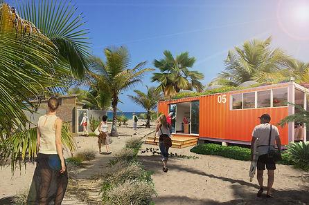 Guajataca Beach Park, RecursoCiudad, Civil Site Design