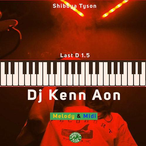 dj kenn aon melodies last d1.5 wav mp3 instrumentals