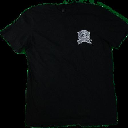 Go To Fishing Tshirt Black