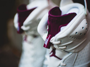 "The Air Jordan 6 ""Maroon"""