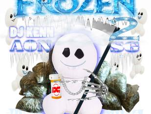 Dj Kenn Aon ft Bladee , Thaiboy Digital, Ecco2k - Frozen 2
