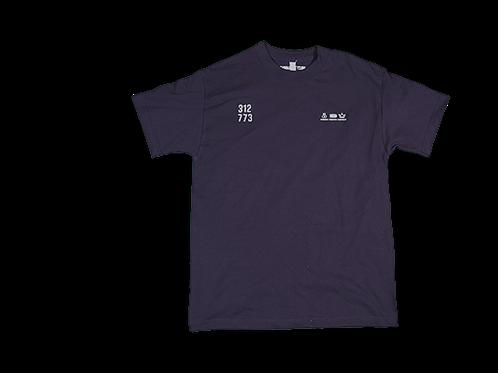 MPR  Black Tshirt
