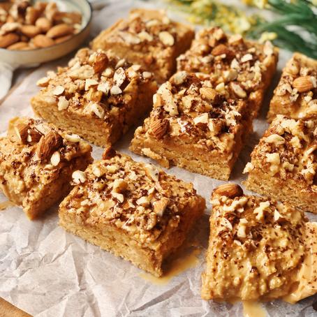 peanut butter nut cake