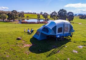 OP4 Off-road Camper Trailer