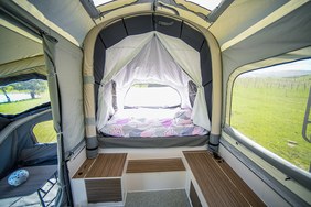 The OP4 has two double beds