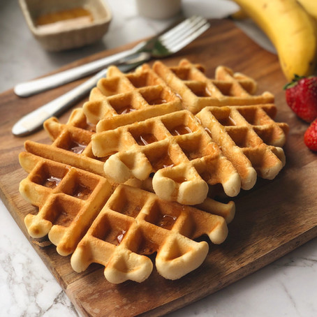 crispy waffles