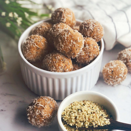 date free protein balls