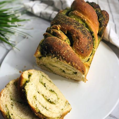 pesto loaf