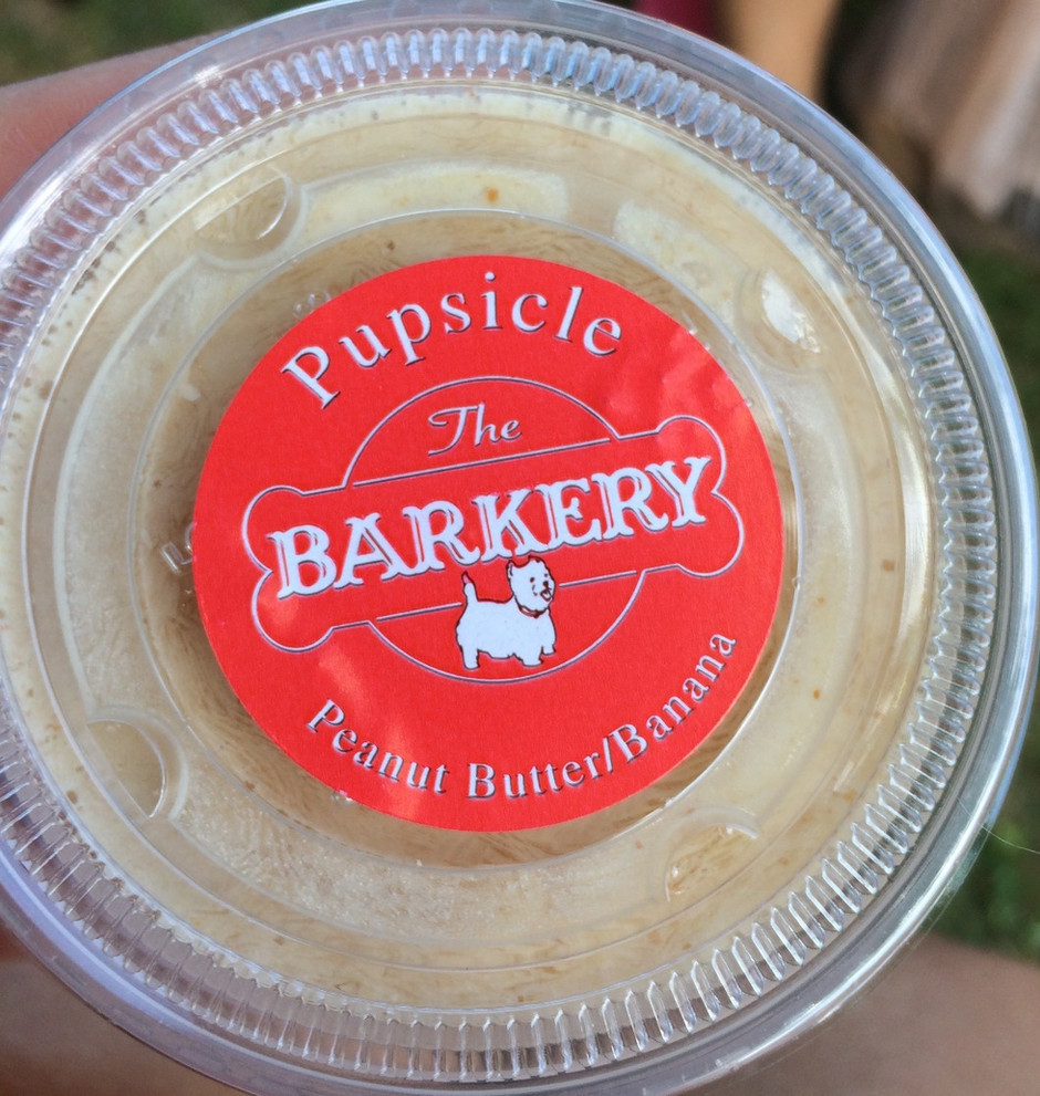 The Barkery Pupsicle