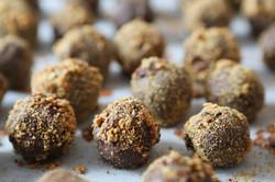 Tatlı-Çikolata Truffles
