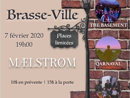 Brasse-Ville - Présentation des artistes