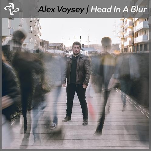 Head In A Blur (Digital Download)