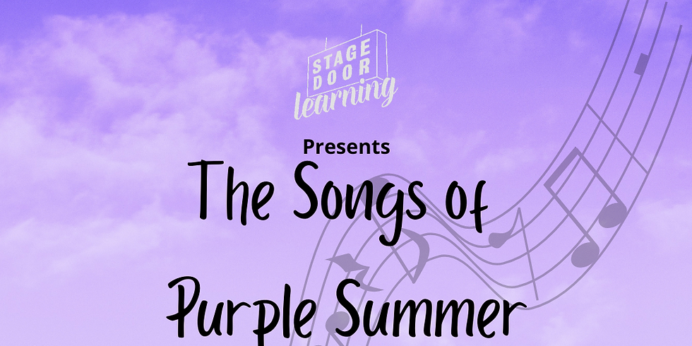 The Songs of Purple Summer