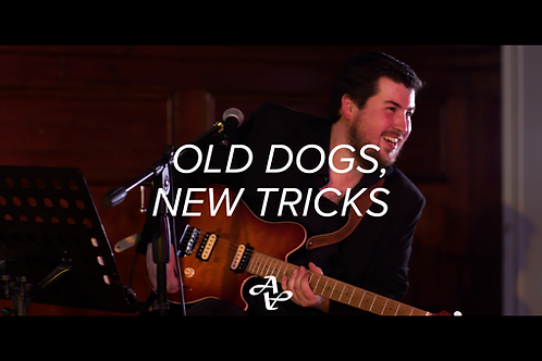 Old Dogs, New Tricks Live @ Overbury Hall