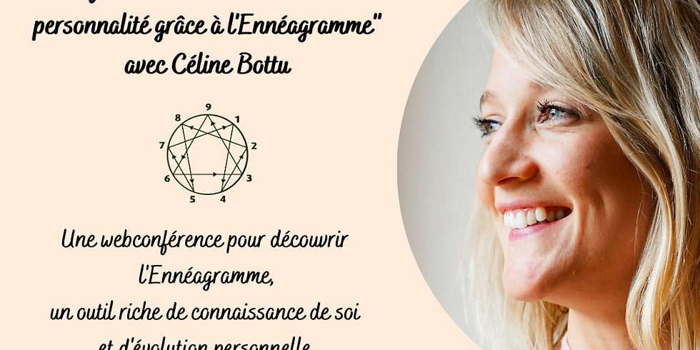 Webconférence - Comment révéler votre personnalité grâce à l'Ennéagramme