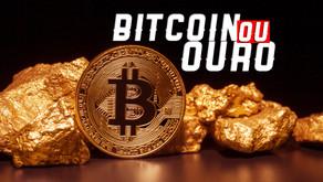 Ouro ou Bitcoin?