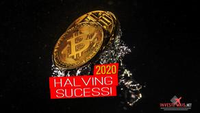 Bitcoin Halving Sucess!!!