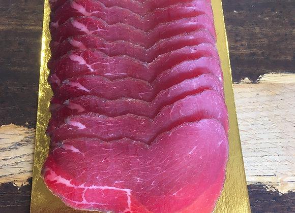 Wine Cured Beef Bresaola