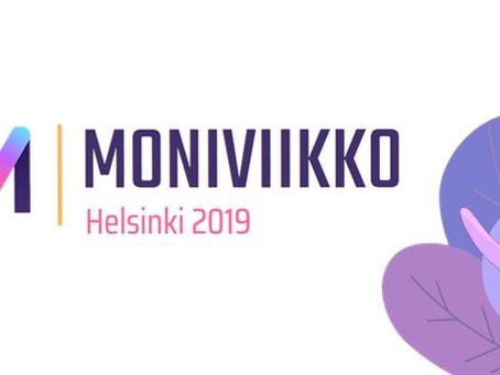 Мультикультурная неделя MONIVIIKKO 6.12.-13.12.2019