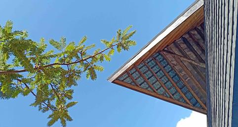 Roof skylights