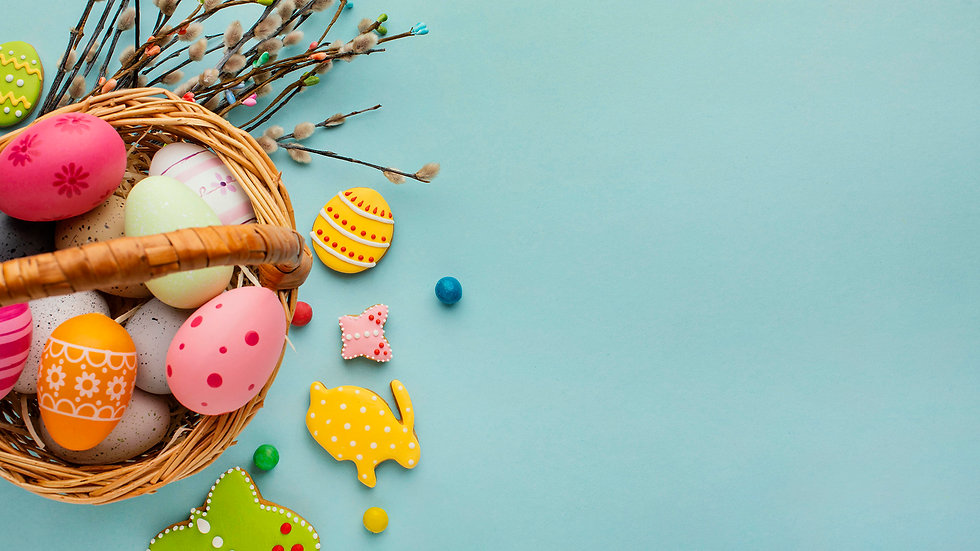 flat-lay-easter-eggs-basket-with-bunny-b