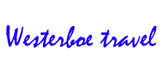 Westerboe travel