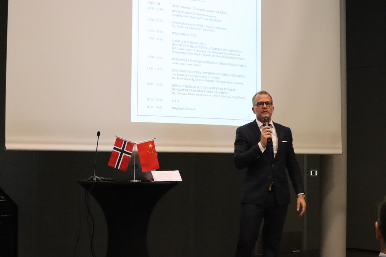 Mr.Lars Berge Andersen