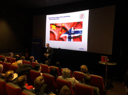 NCCC Members Meeting with Nordea