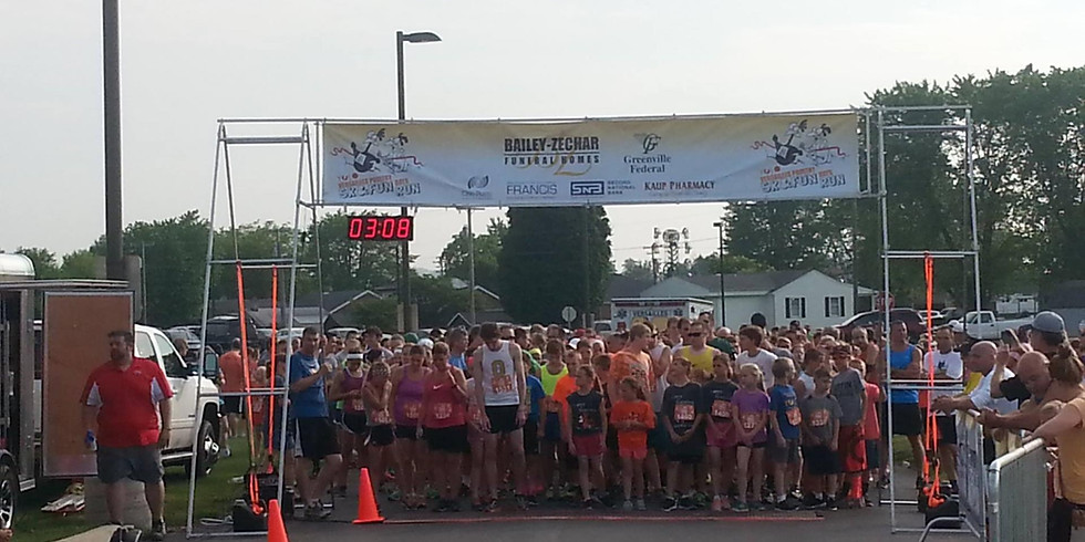 2021 5K Walk/Run + 1 Mile Fun Run