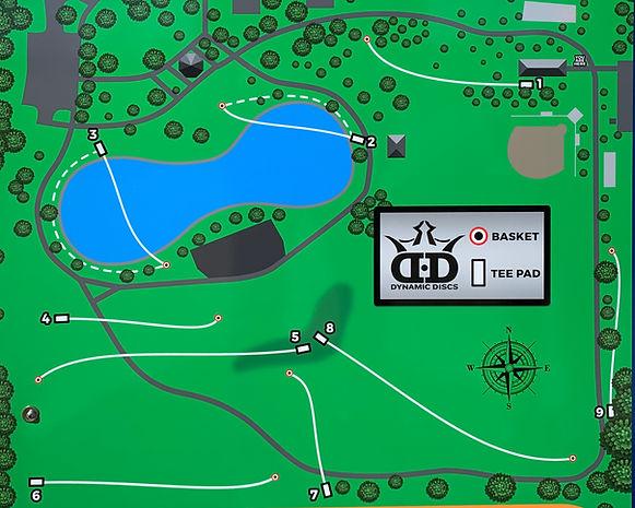 Heritage Park Disc Golf image