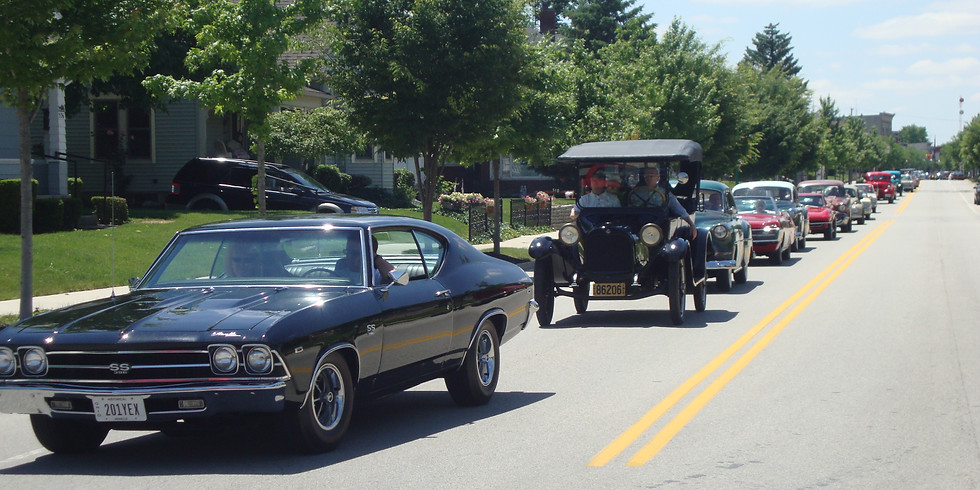 Antique Car Show & Parade